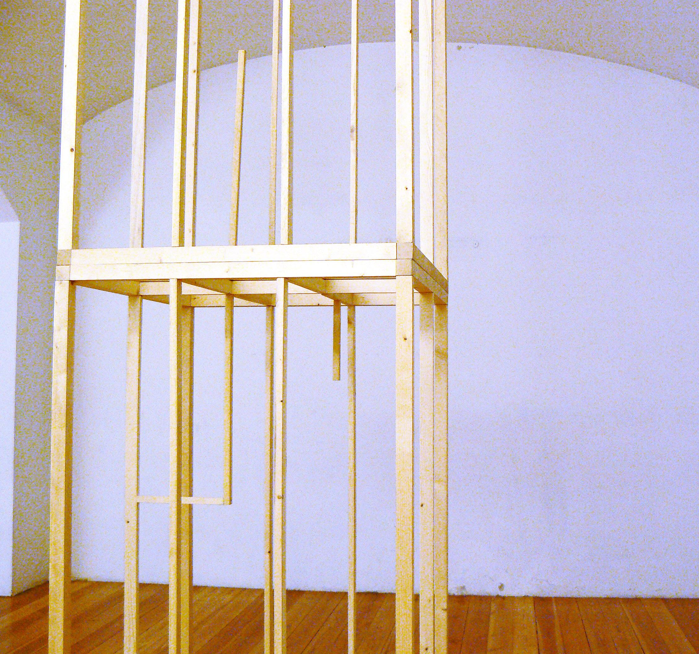 Giulia-Gallo-Architettura-molto-personale-legno-wood-dimensioni-variabili-2013-dettaglio-detail
