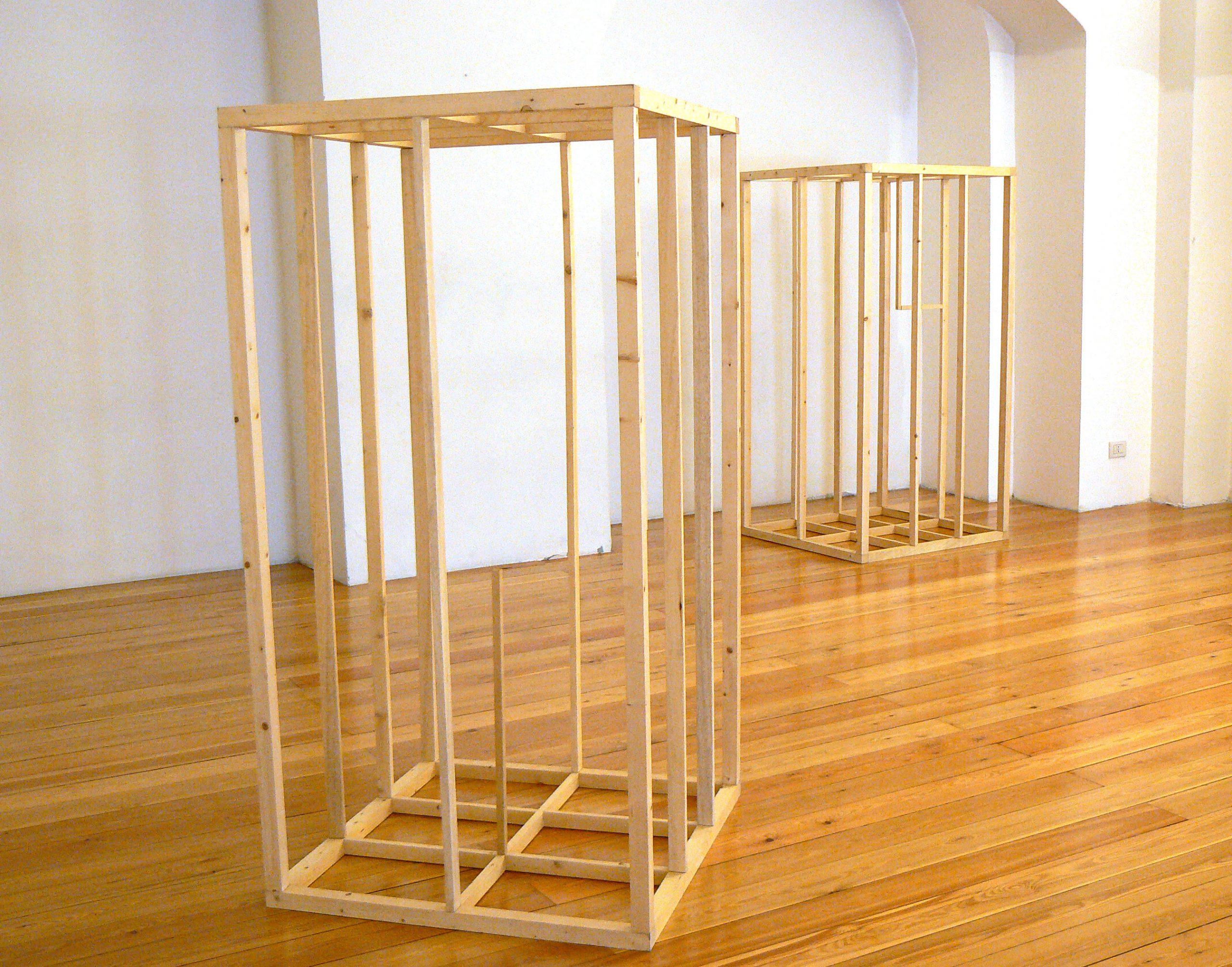 Giulia-Gallo-Architettura-molto-personale-legno-wood-dimensioni-variabili-2013
